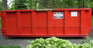 dumpster rental CT
